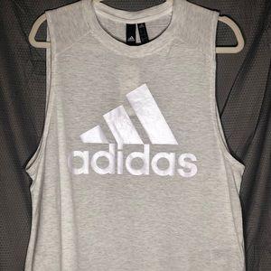 Adidas: Logo I.D. Tank Top